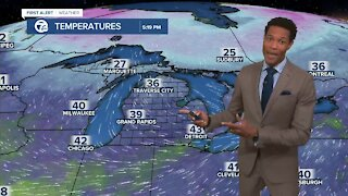 Chilly weekend forecast