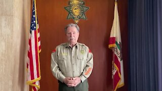 Statement from Kern County Sheriff Donny Youngblood