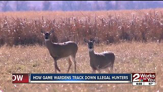 How game wardens track down illegal hunters