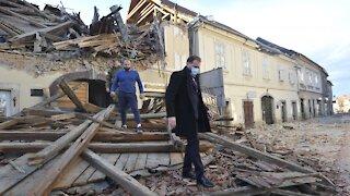 6.3 Magnitude Earthquake Hits Croatia