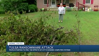 The City of Tulsa's ransomware attack