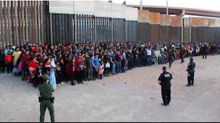 Kamala Harris responds to southern border crisis