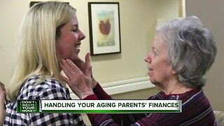 Don't Waste Your Money: Handling your parents' finances