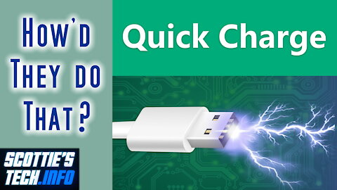 How do Quick Chargers actually work? Magic!