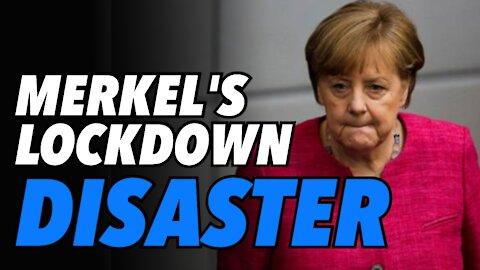 Merkel backtracks on brutal Easter lockdown out of fear from public