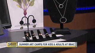 Summer Art Camps Offered at Birmingham Bloomfield Art Center