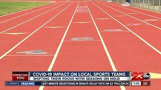 COVID-19 impact on Kern County sports teams