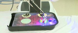 Las Vegas hospital uses new surgical robot technology