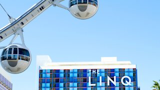 Linq Las Vegas reopening hotel on weekends starting Sept. 10