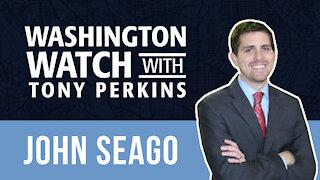 John Seago Celebrates a Federal Judge Rejecting the Biden Admin's Move Against Texas Heartbeat Law