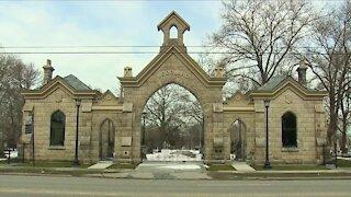 Tireless volunteers bring light to hidden Black history at reverent Woodland Cemetery