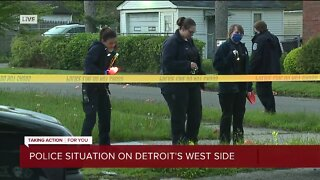 Police Situation on Detroit's West Side