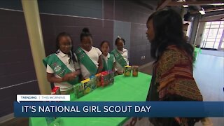 Happy National Girl Scouts Day