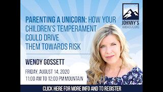 Parenting a Unicorn: How Your Children's Temperament Could Drive Them Towards Risk