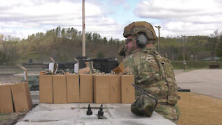 Weapons Qualification at Fort McCoy