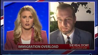 The Real Story - OAN Biden's Border Debacle with Ben Sisney