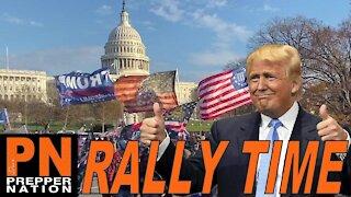 DC Preps for Today's Trump Rally - SHTF
