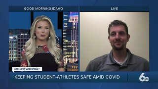 WW: Student-Athletes and COVID