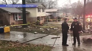 One dead after plane crashes into home in PG County