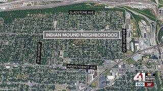 Indian Mound neighborhood addresses abandoned properties