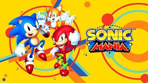 sonic mania longplay