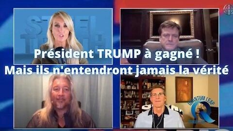 Le Général Flynn nous parle de la réintégration de Trump