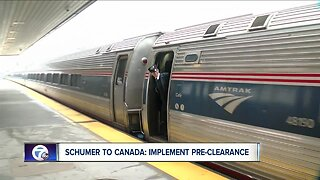 Schumer to Canada: Implement the agreed upon pre-clearance process at Niagara Falls