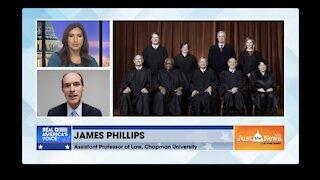 Justice Thomas dissents on 1st Amendment case