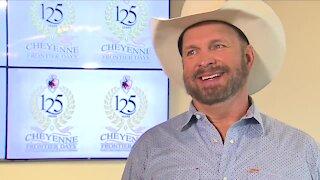 Cheyenne Frontier Days kicks off Friday with Garth Brooks as headliner