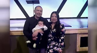 Vegas couple overcoming challenges of adoption during pandemic