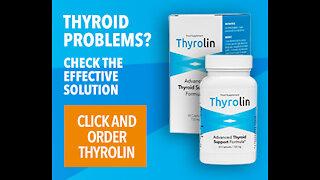 Thyrolin the Best For Thyroid Health