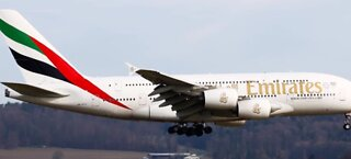 Emirates Airlines testing passengers for COVID-19