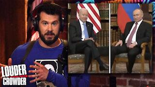 THE BIDEN-PUTIN SHOWDOWN: How Will Biden Compare to Trump?!