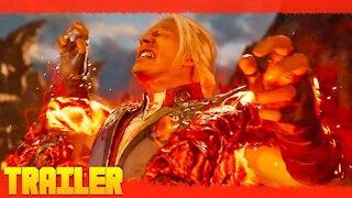 Mortal Kombat 11_ Aftermath (2020) Juego Tráiler Oficial Español Latino