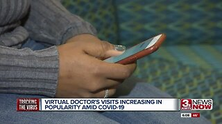 Virtual Doctor Visits Increasing in Popularity Amid COVID-19
