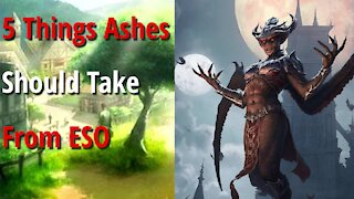 5 Things Ashes of Creation Should Take From ESO