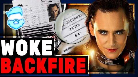 Woke Fail! Marvel Announces Loki Is Gender Fluid & It's Still Not Enough For Weirdo Disney Plus Fans