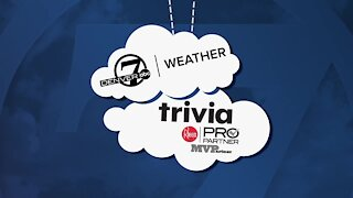 Weather trivia: Coldest days in January