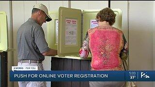 Push for Online Voter Registration in Oklahoma