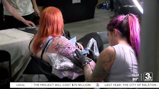 Tattoo convention being held in Council Bluffs