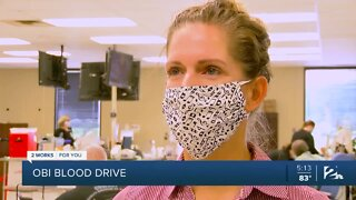 Tulsa woman donates plasma after recovering from COVID-19 to help other patients