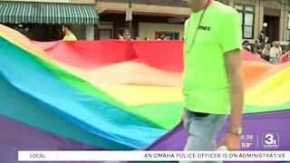 OutNebraska honors pride month