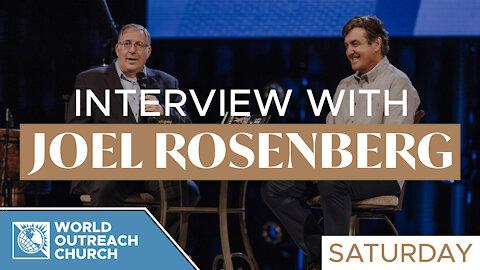 Interview with Joel Rosenberg [Saturday]