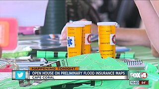Cape Coral holds open house on flood maps