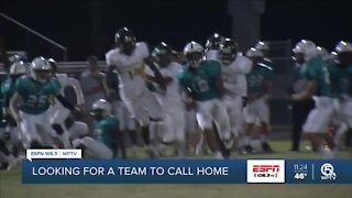 Da'Quan Gonzales looking for college home