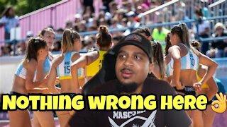 WOKE Olympic Athletes Complain About Uniforms Objectifying Women