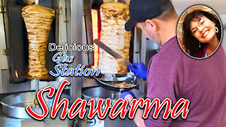 Delicious New Orleans Gas Station Shawarma