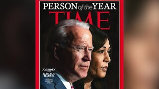 Time names Biden, Harris 'Person of the Year' for 2020