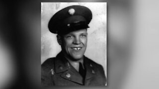 Fallen hero returned home after 21 years