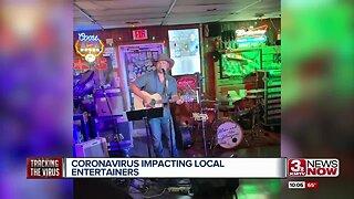 Coronavirus Impacting Local Entertainers